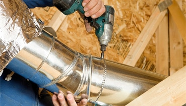 AC and duct repair services